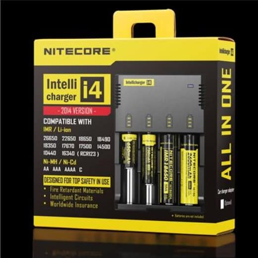 Nitecore-Intelli-charger-i4-canada-wholesale