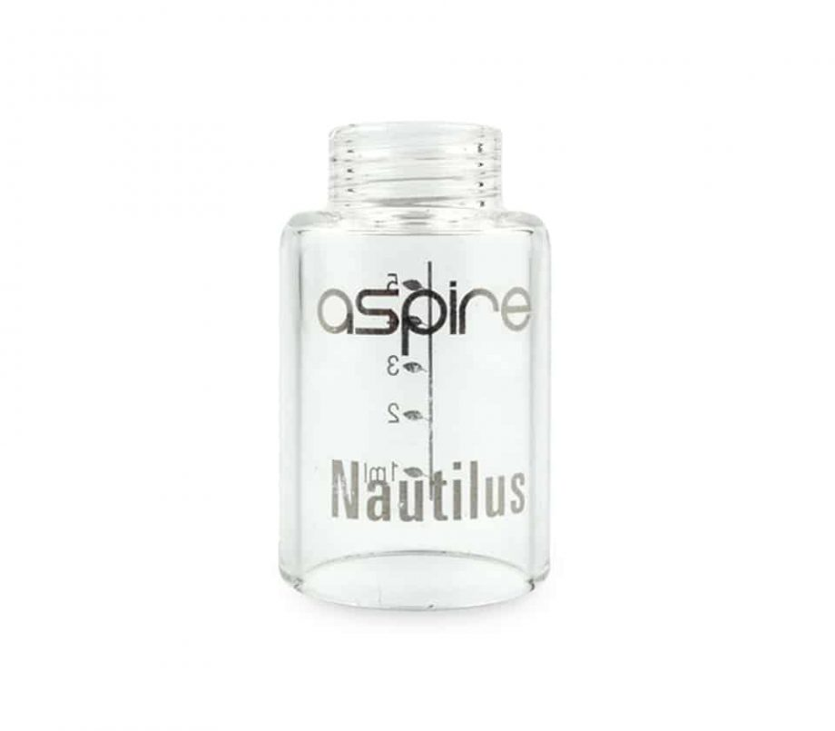 Accessories & Replacement Parts - Nautilus Replacement Glass Tank 5ml