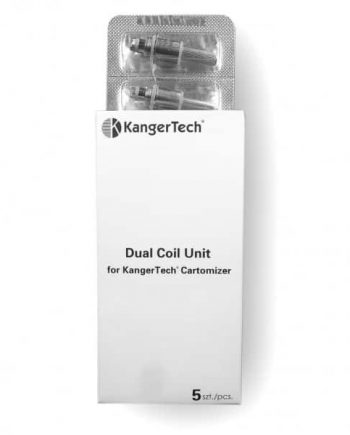 Kanger Dual Coil Replacement Heads 1.8 ohm