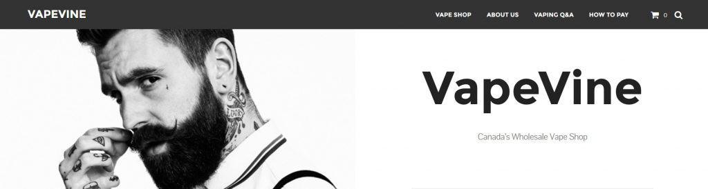 Vape Canada   Online Vape Shop & Store   E-Juices