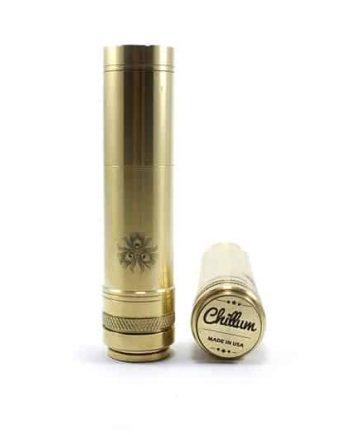 Chillum Vapor Tantra Mod Canada Brass