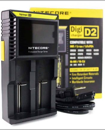 Batteries and Chargers - Nitecore Digicharger D2 Canada