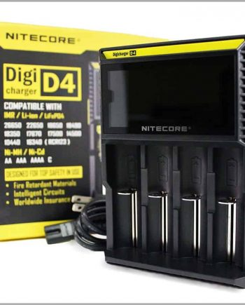 Batteries and Chargers - Nitecore Digicharger D4 Canada