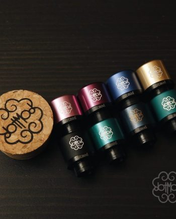 RDA - DOTMOD Friction Fit Drip Tips