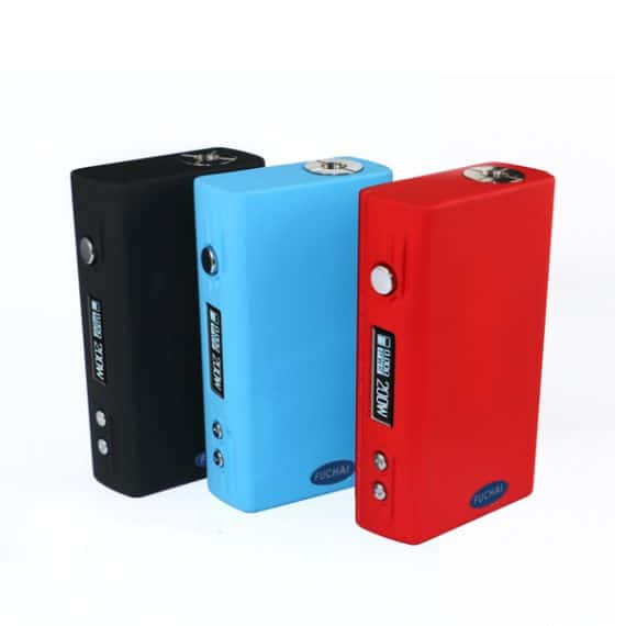 sigelei fuchai 200w in red color