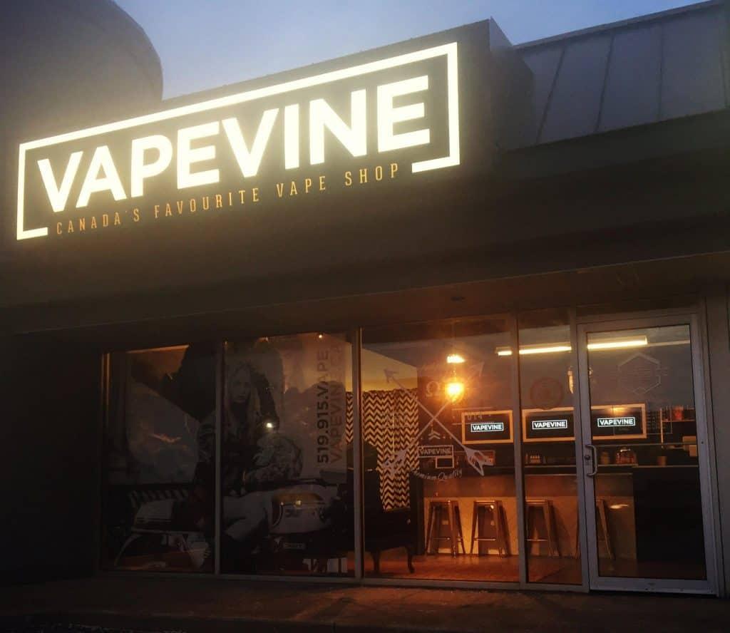 VAPE STORE WINDSOR - VAPEVINE