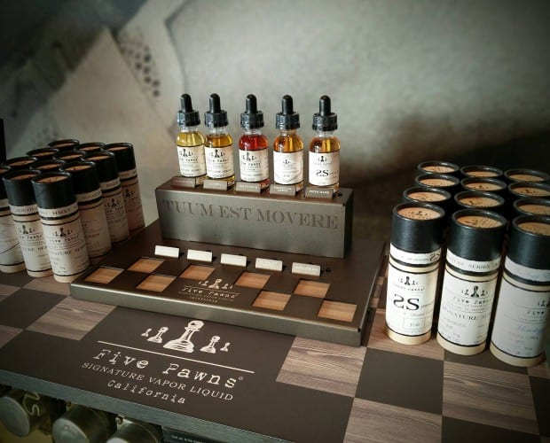 Five Pawns in Canada