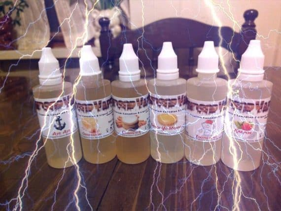Windsor Vapes Eliquid
