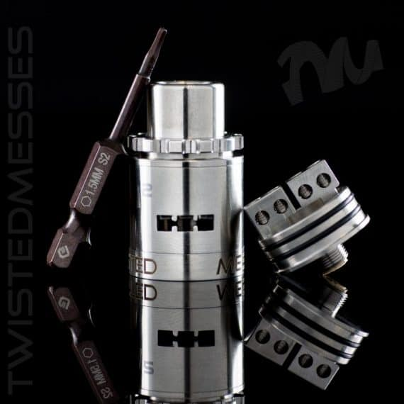 RDA - Twisted Messes RDA Squared