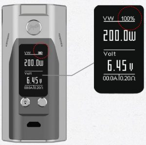 Reuleaux-RX200S-battery-gauge-canada