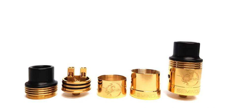 Gold RDA Seminole G24 Canada