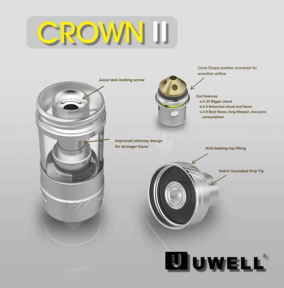 uwell crown 2 tank in canada