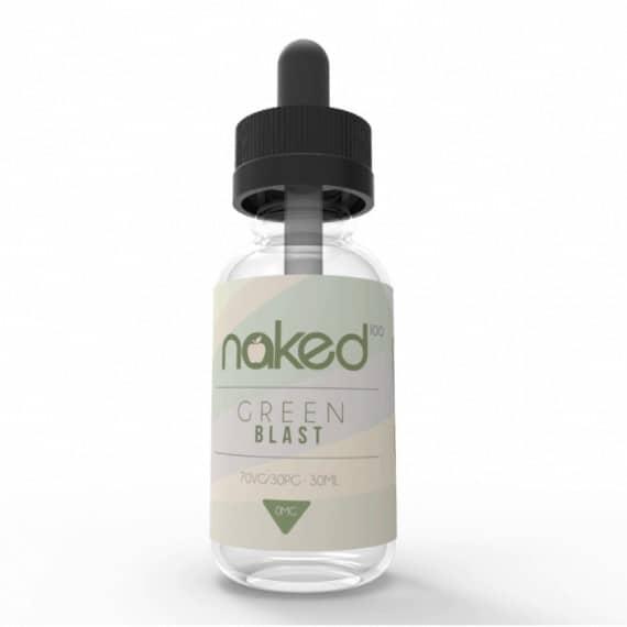 Naked 100 Green Blast Canada