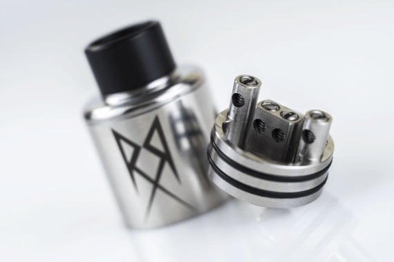 RDA - RECOIL RDA by GRIMM GREEN and OHMBOY OC