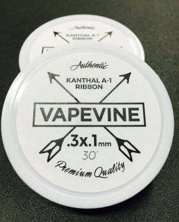 Accessories & Replacement Parts - Kanthal A-1 Ribbon Wire Canada