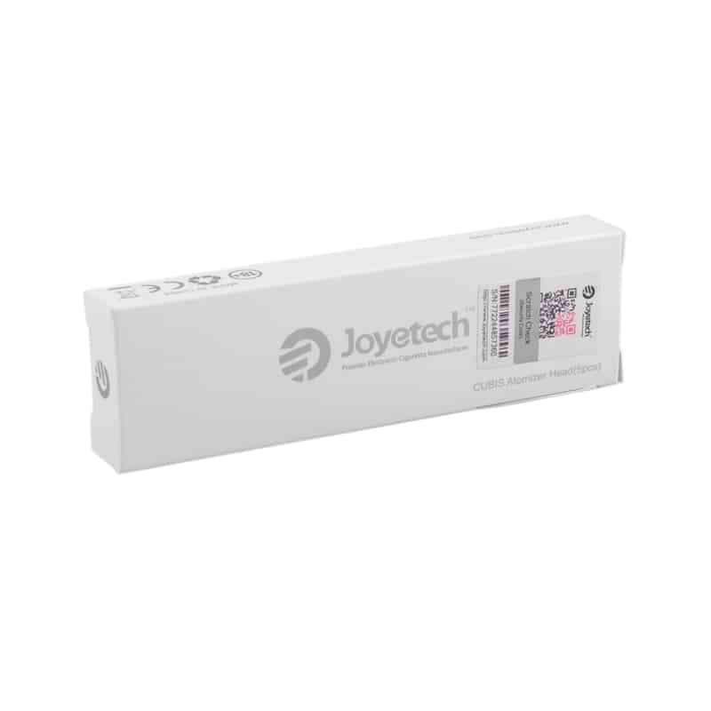 joyetech cubis coil in box