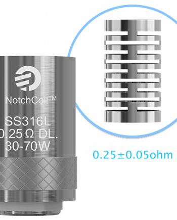joyetech notch coil o 25 ohm in canada