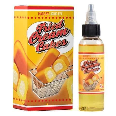 Fried, Cream, Cakes, e, liquid, eliquid, juice, ejuice, canada, twinkie, vape,