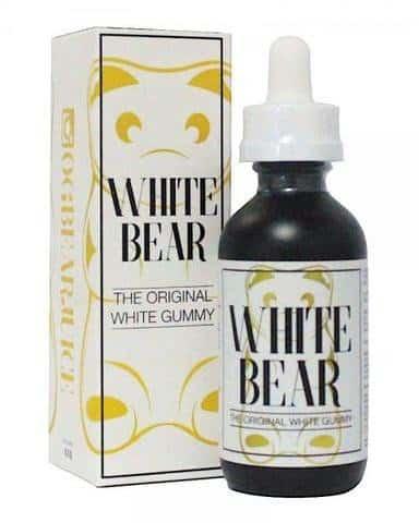 White, Bear, Gummy, OG, Bear, Juice, Original,