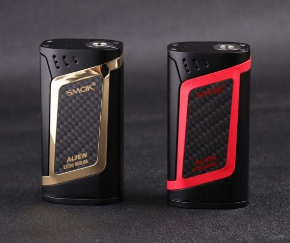 smok alien 220w box mod available