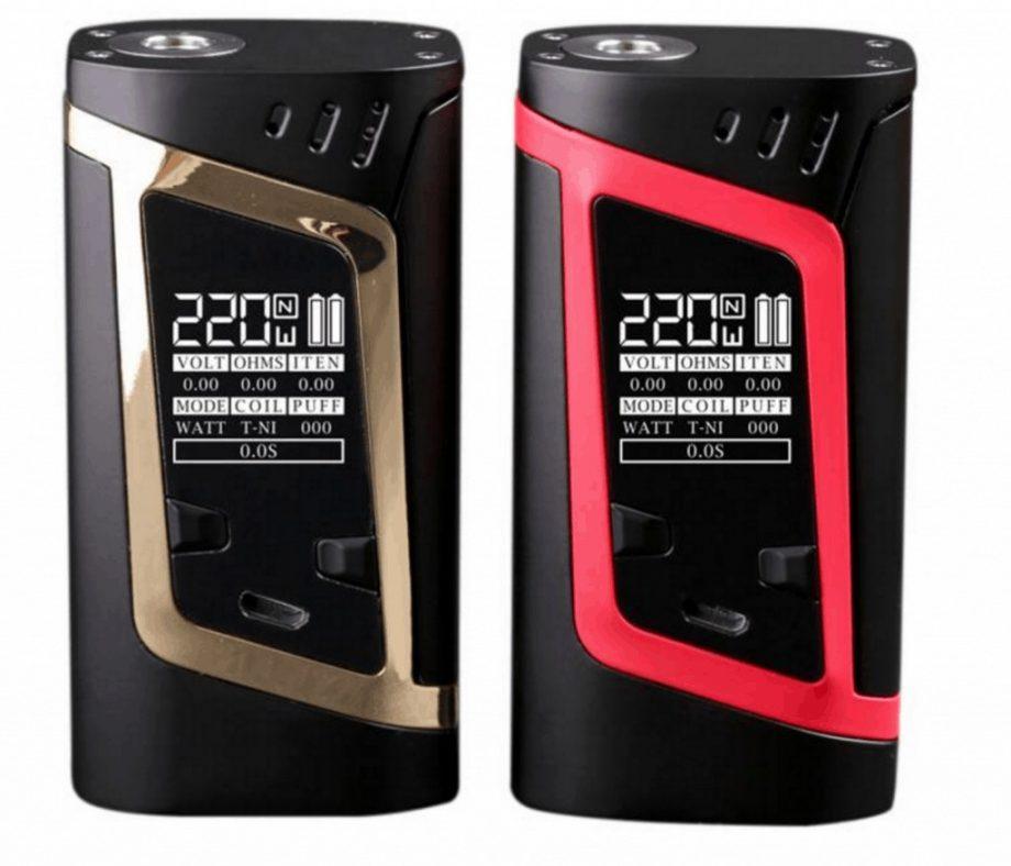 smok alien 220w box mod