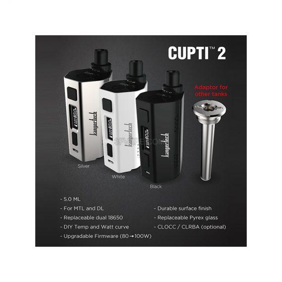 kanger cupti 2 starter kit