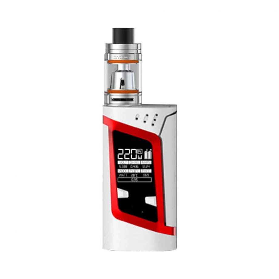 SMOK Alien Kit White Red Canada