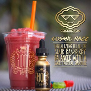 cosmic razz e liquid by hof hall of fame