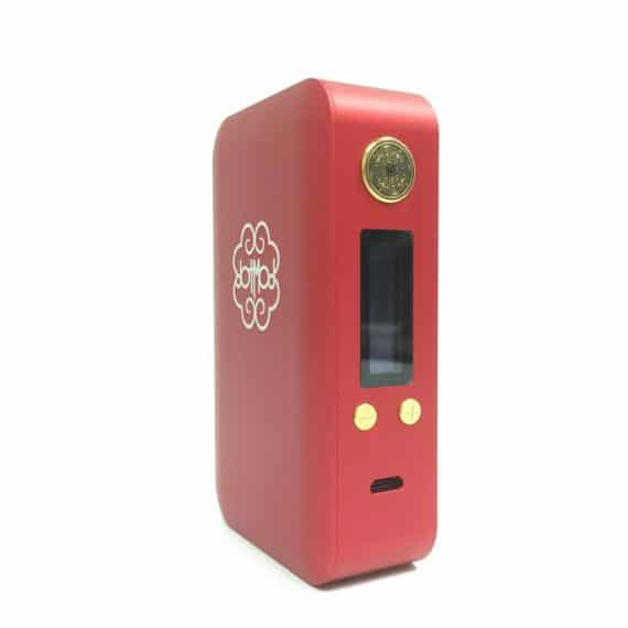 dotmod box mod v2 Canada (red)