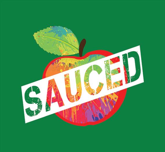 Sauced Eliquid 60ml Canada