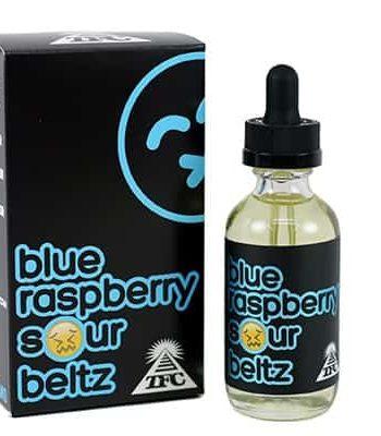 Blue Raspberry Sour Beltz E-Liquid Canada
