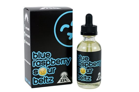 Blue Raspberry Sour Beltz E-Liquid Canada