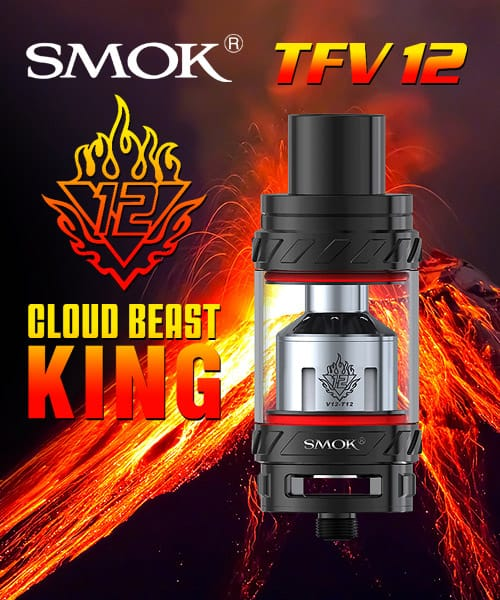 Smok TFV12 Cloud Beast King Canada