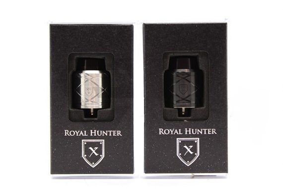 RDA - ROYAL HUNTER X RDA by Council of Vapor