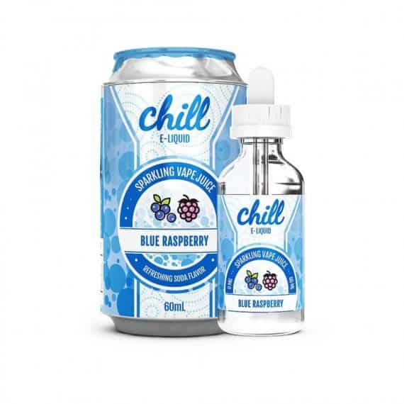 Chill Blue Raspberry Canada