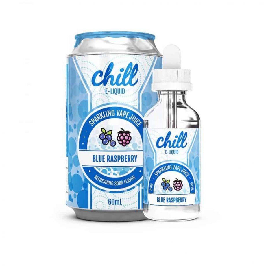 Chill Blue Raspberry Canada