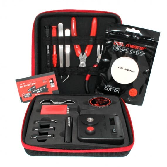 Accessories & Replacement Parts - Coil Master DIY Coil Building V3 Kit Canada