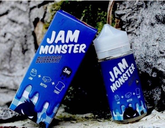 jam monster blueberry