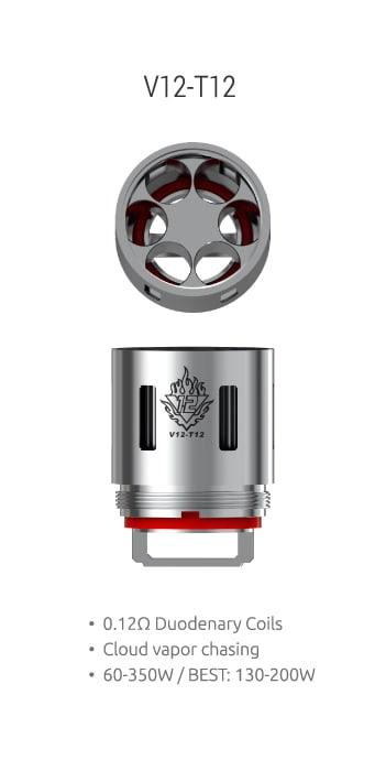 Smok TFV12 T12 Coils Canada