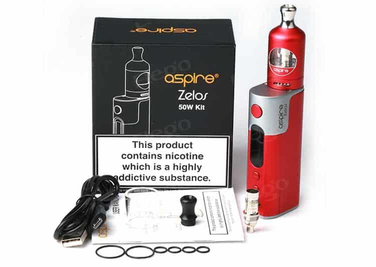 Aspire Zelos Beginner Kit Canada