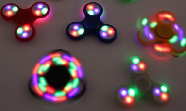 LED Fidget Spinner Canada