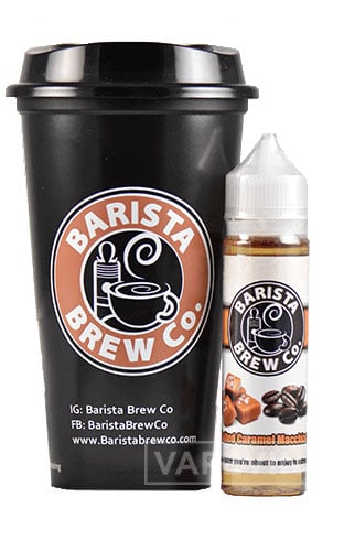 Barista Brew Co. Salted Caramel Ejuice Canada