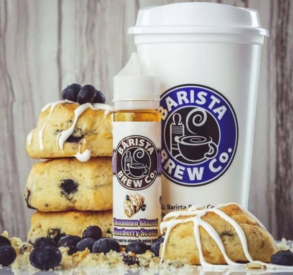 Barista Brew co cinnamon glazed