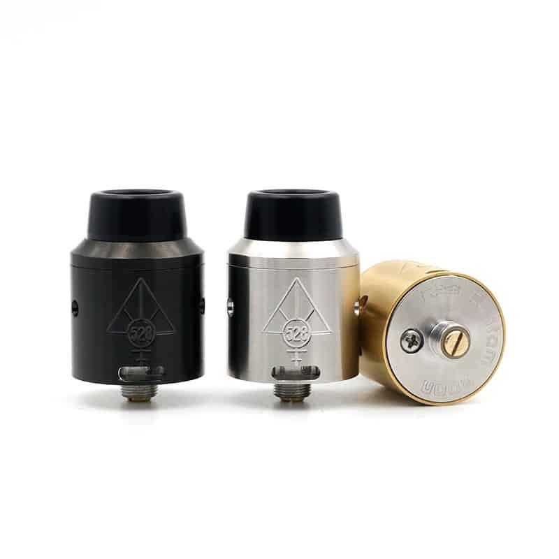 RDA - Goon V1.5 RDA (24mm) by 528 Customs
