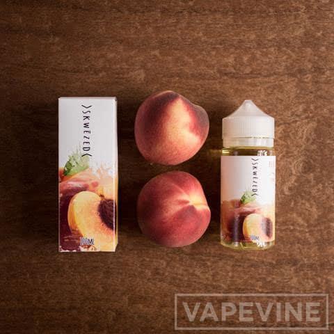 Skwezed Peach eJuice Canada