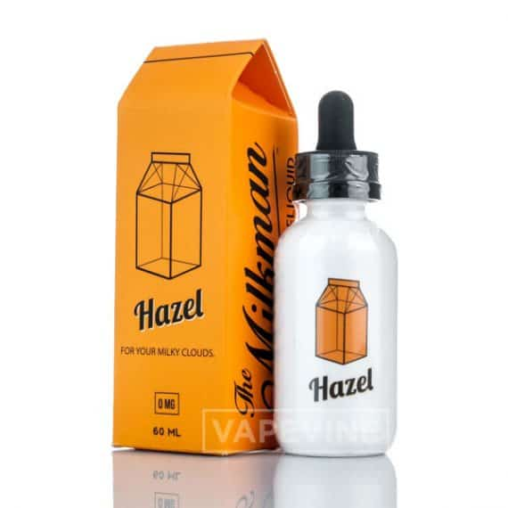 The Milkman Hazel eLiquid Canada