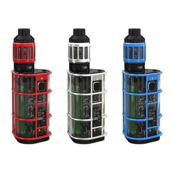 wismec exo skeleton kit