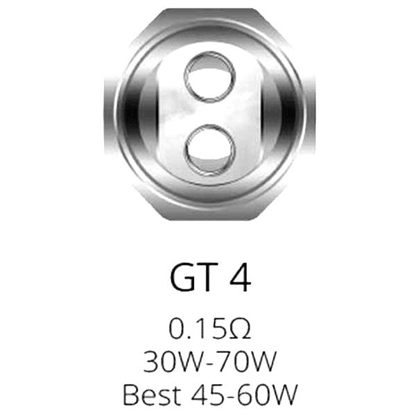 Vaporesso GT4 Core Coil NRG Canada