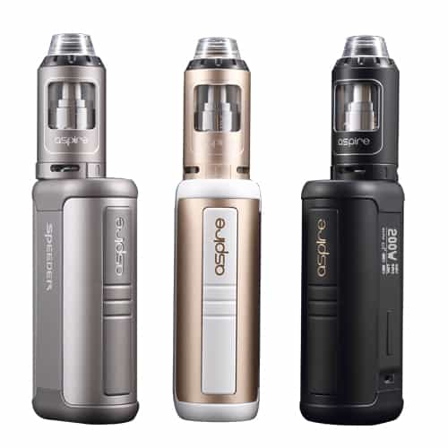 Aspire Speeder Kit Canada