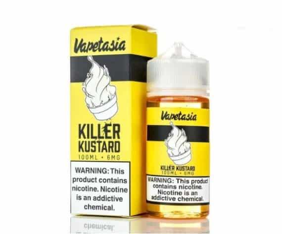 Killer Kustard Vanilla Juice Canada